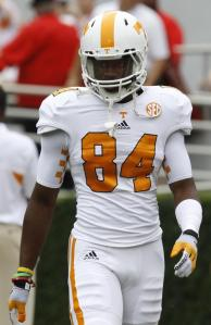 Chattanooga Times Free Press Tennessee standout Cordarrelle Patterson