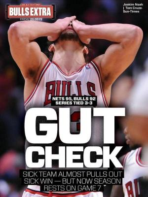 The Chicago Sun-Times back page from Friday tells all you need to know about the Bulls entering game 7.