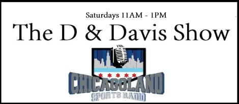 The D & Davis Logo Saturdays