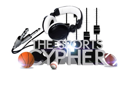 The sports cypher LOGO