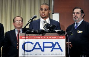 Associated Press Several Northwestern football players, led by former QB Kain Kolter, have announced they are forming the first labor union for college athletes