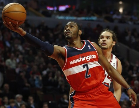 REUTERS/Jim Young   John Wall and Joakim Noah will be pivotal cogs in what should be a very entertaining series between the Wizards and the Bulls.