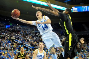 Gary A. Vasquez/USA TODAY Sports Polished UCLA guard Zach LaVine could be an outside possibility for the Bulls at 16