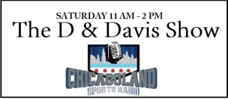 D And Davis Saturday Logo 11 AM 2 PM