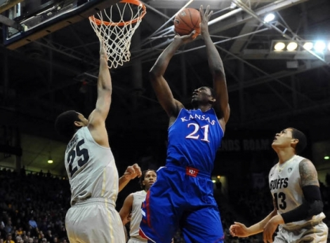 Reuters Joel Embiid thrilled the University of Kansas with his athleticism but as he prepares for the NBA Draft his body seems to be breaking down at the worst time.