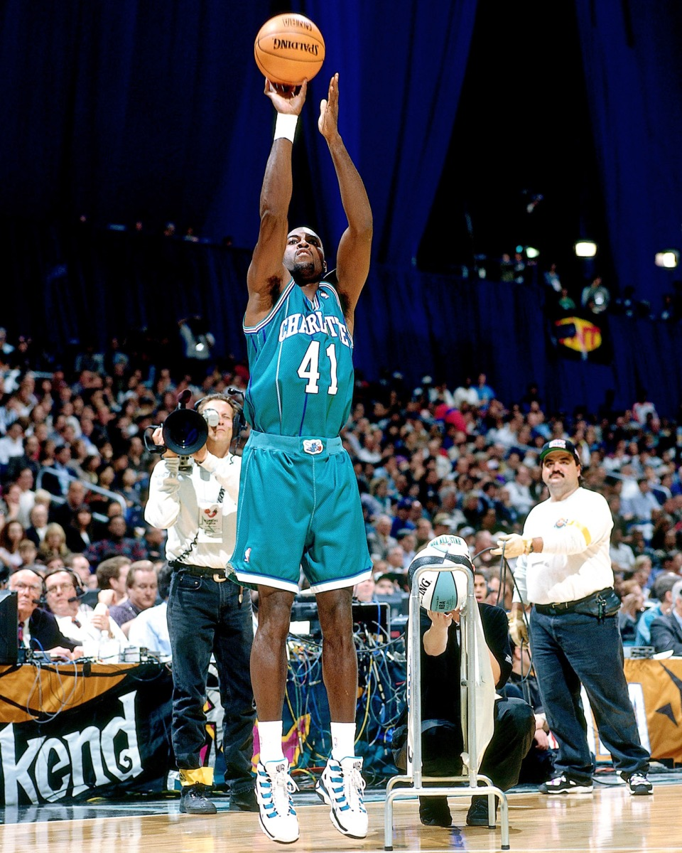 Sid Ranks Em' All: Top 5 Underrated 3-Point Shooters in ...