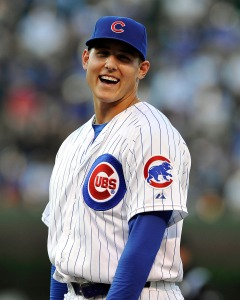 Associated Press Anthony Rizzo remains one of the Cubs' lone bright spots as he heads to his first all-star game.