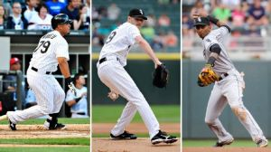 Getty Images/ESPNChicago.com All-Stars Jose Abreu, Chris Sale and Alexi Ramirez continue to represent the Sox well, but who will step up to keep the team in the Wild Card hunt?