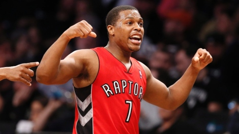 Kathy Willens/AP Kyle Lowery is back for more in Toronto and the Raptors are all the better for it in an Atlantic division that hasn't done much to improve this off-season.