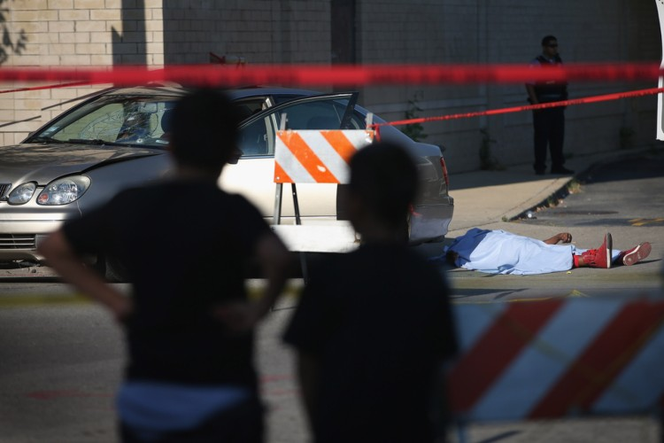 Shooting Deaths Continue During Violent Chicago Summer