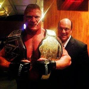 Brock Lesnar destroy John Cena SummerSlam