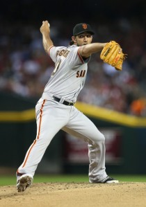 Christian Petersen/Getty Images Giants ace Madison Bumgarner