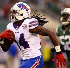 Getty Images Sammy Watkins has emerged as a fantasy go-to in his rookie season.
