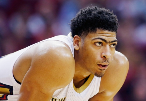 Scott Halleran/Getty Images Anthony Davis stands to figure big-time during the remainder of the NBA season, whether he's healthy or not.