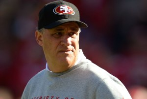 Thearon W. Henderson/Getty Images Former 49ers defensive coordinator, and current Bears defensive coordinator, Vic Fangio. Not only charged with breathing life into the franchise's lifeless defenders, he now has to help refocus Ray McDonald.