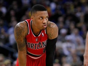 Cary Edmondson/USA TODAY Sports Damien Lillard should be focused once again this postseason.