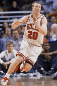 Getty Images Fred Hoiberg played with the Chicago Bulls from 1999 to 2003.