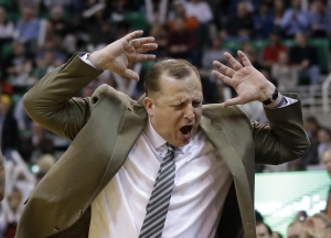 Rick Bowmer/AP Refuse to be flexible as a coach, end up like RAPGAME Tom Thibodeau.
