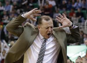Rick Bowmer/AP Refuse to be flexible as a coach, end up like RAPGAME Tom Thibodeau.