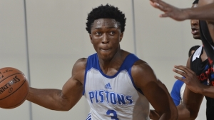 Fernando Medina /NBAE-Getty In my opinion, the steal of the 2015 NBA Draft -- Stanley Johnson