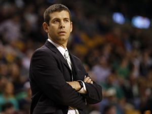 David Butler II/USA Today Sports Brad Stevens sets the tone for the Celtics franchise.