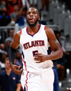 Kevin C. Cox/Getty Images Last year DeMarre Carroll was top five in Effective Field-Goal Percentage, all while playing great defense.