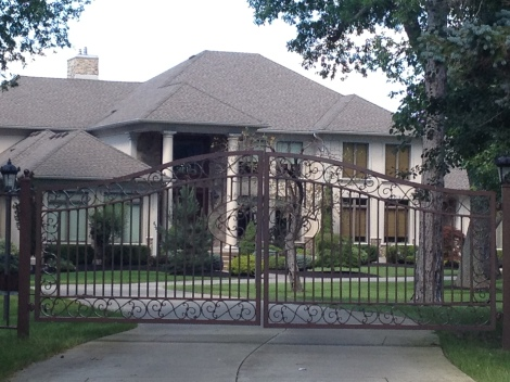 Dan Mihalopoulos/ Chicago Sun-Times Patrick Kane's house in Hamburg, N.Y., the main setting for the investigation surrounding rape allegations made against the Chicago Blackhawks star.