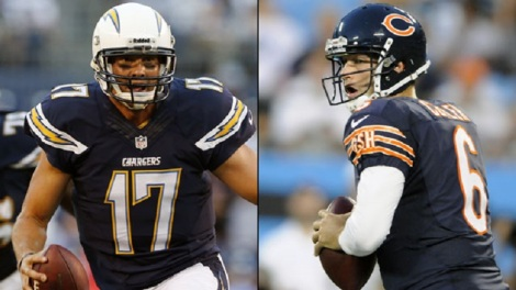 Bears Chargers
