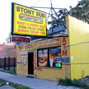 Stony Sub
