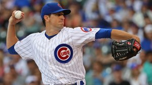 Courtesy: MLB.com Kyle Hendricks has pitched himself into the upper echelon of Major League pitchers in 2016 and has been a difference maker in the Cubs pennant run.